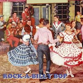 VARIOUS - ROCKABILLY BOP - BUFFALO BOP CD