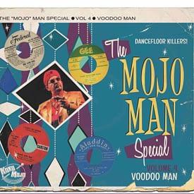 VARIOUS - THE MOJO MAN SPECIAL VOL.4 - VOODOO MAN - KOKO MOJO CD