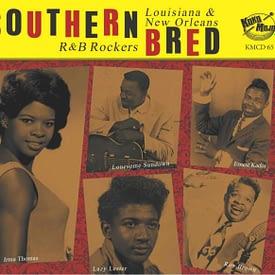 VARIOUS - SOUTHERN BRED VOL.15 - LOUISIANA & NEW ORLEANS R&B ROCKERS - KOKO MOJO CD
